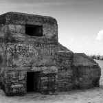 Atlantikwall Bunker Nr18 in Dänemark