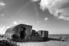 Atlantikwall Bunker Nr16 in Dänemark